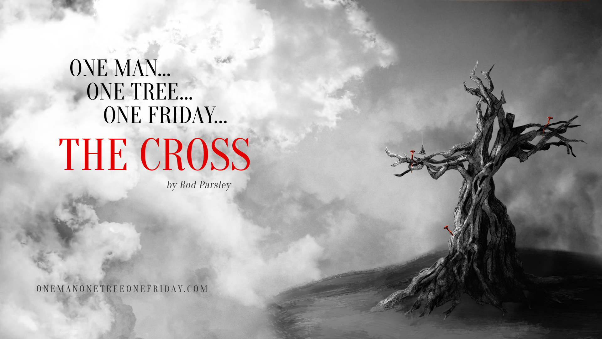 The Cross Book - Desktop Number One - 1920 x 1080