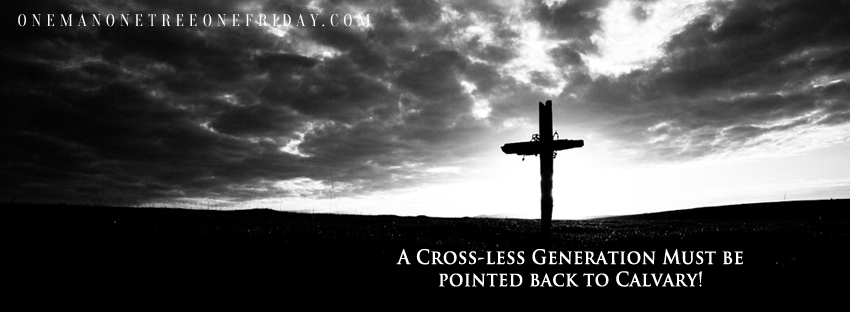 The Cross Book - Facebook Cover Number Three
