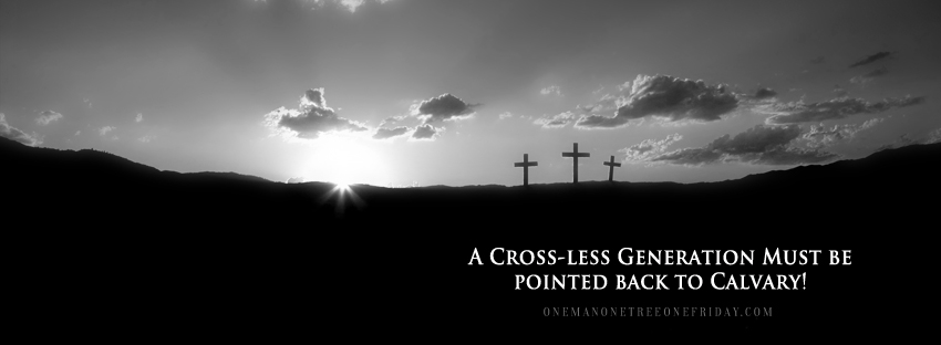 The Cross Book - Facebook Cover Number Four